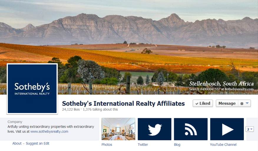 International Marketing through Social Media