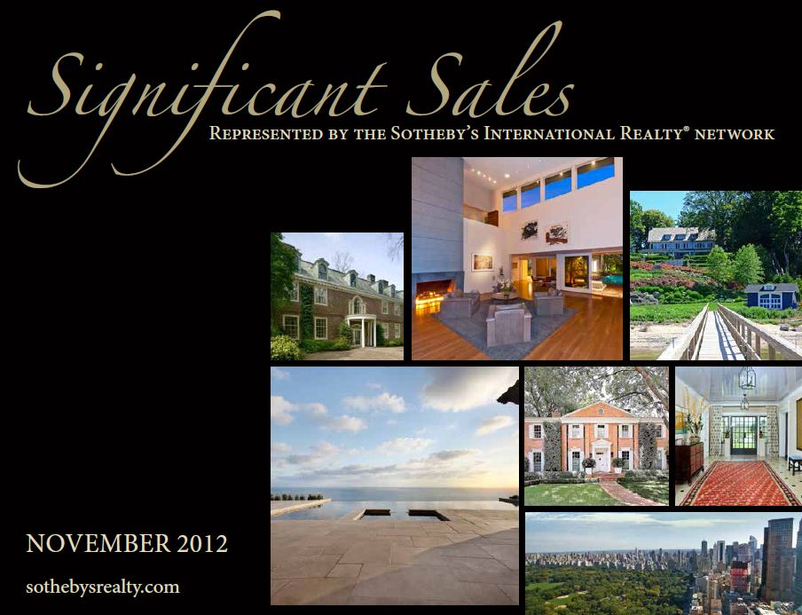 Jory Burton Featured in Significant Sales