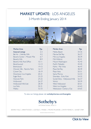 LA Market Update | January 2014