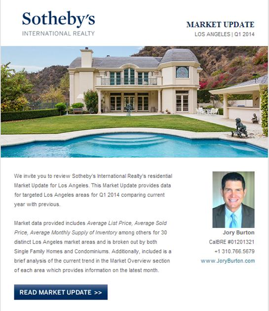 Los Angeles Market Update | 1st Quarter 2014