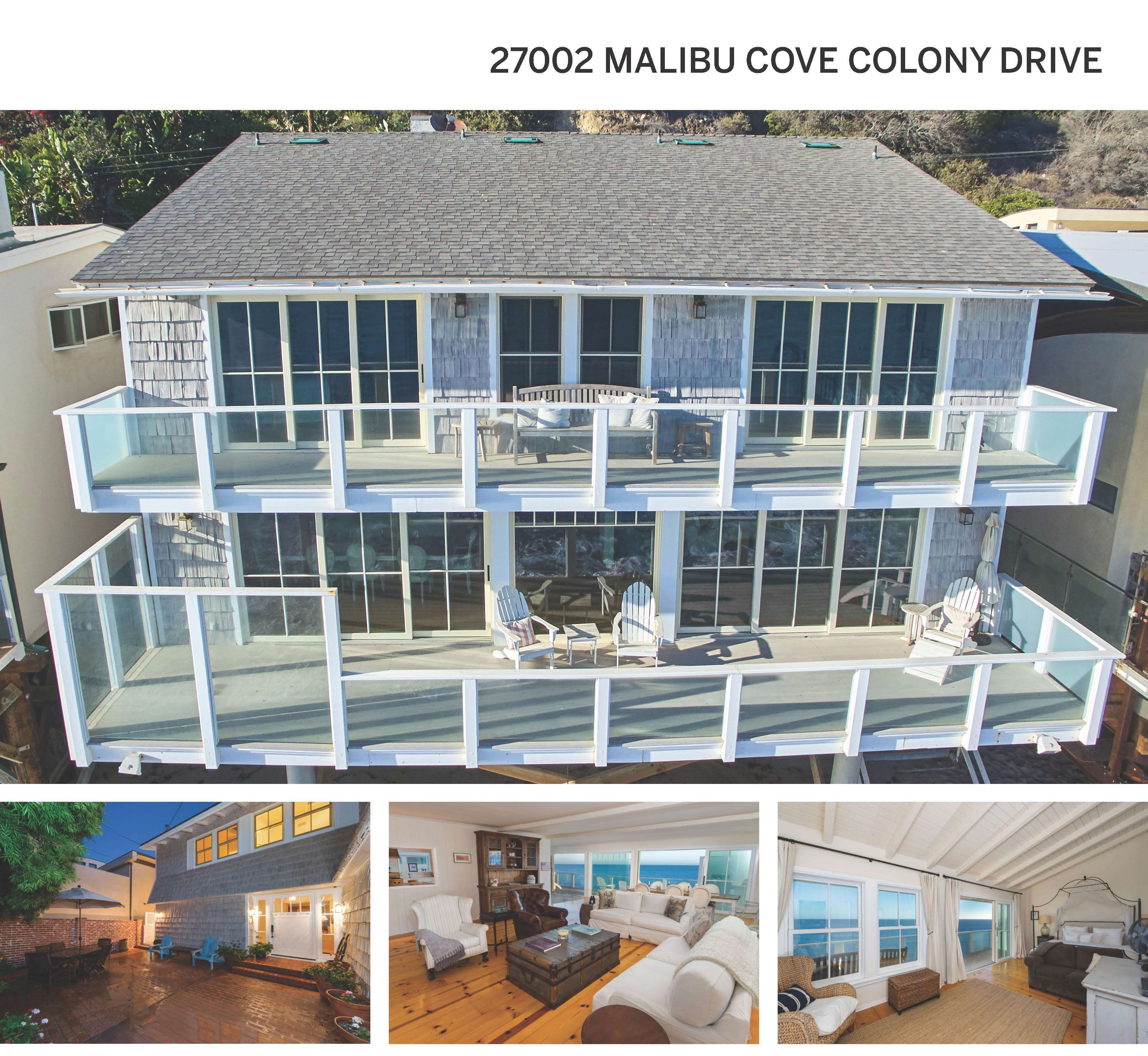 NEW: Malibu 3000 sqft+ In Guard Gated Community