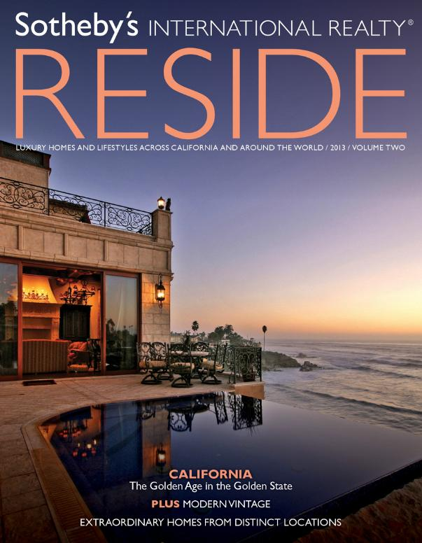 Fall Issue of Reside Magazine